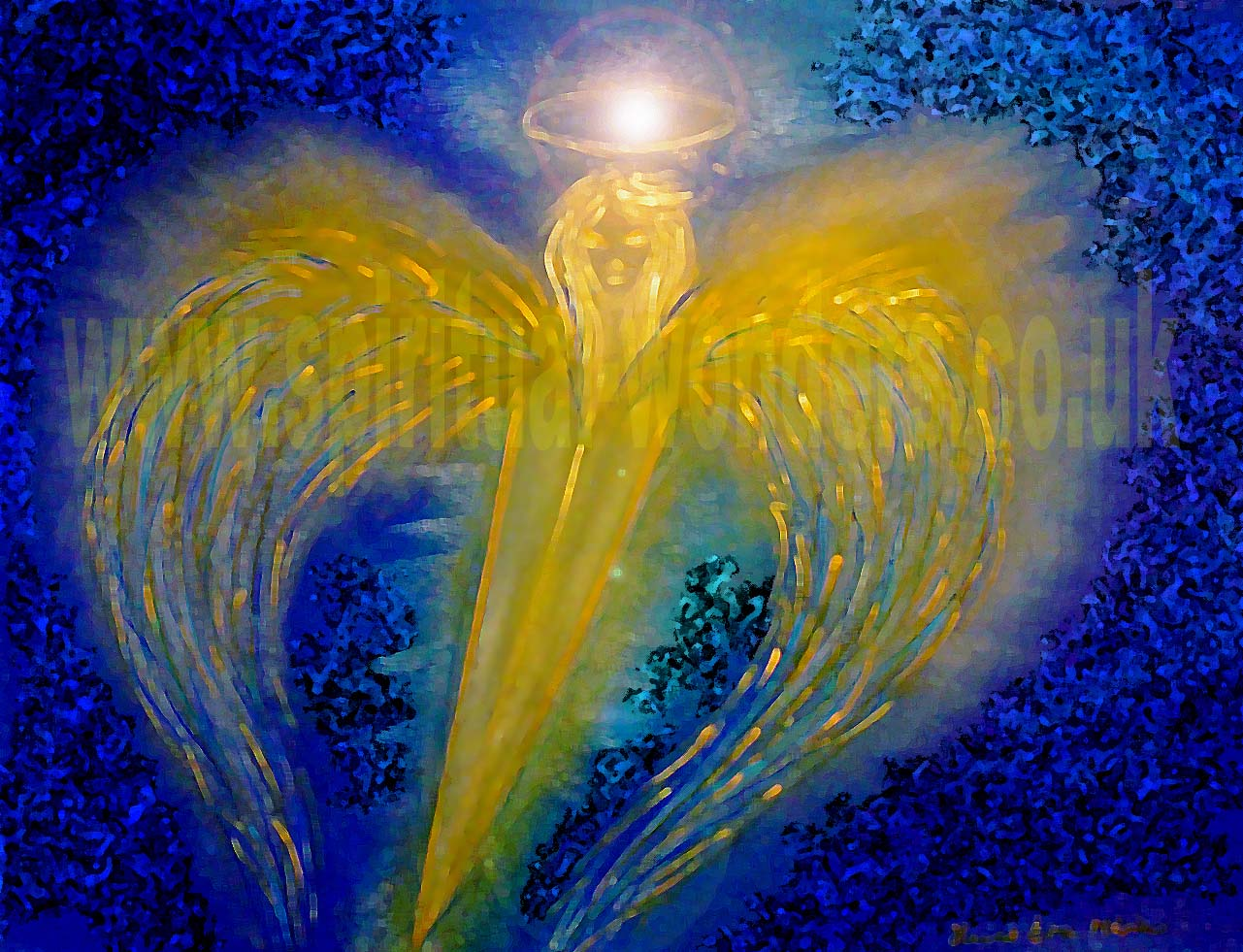 Archangel Michael brings Courage, Protection, Divine Love ...